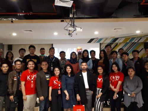 Indonesia Blockchain Association - Journalist Class