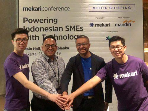Mekari Press Con 2